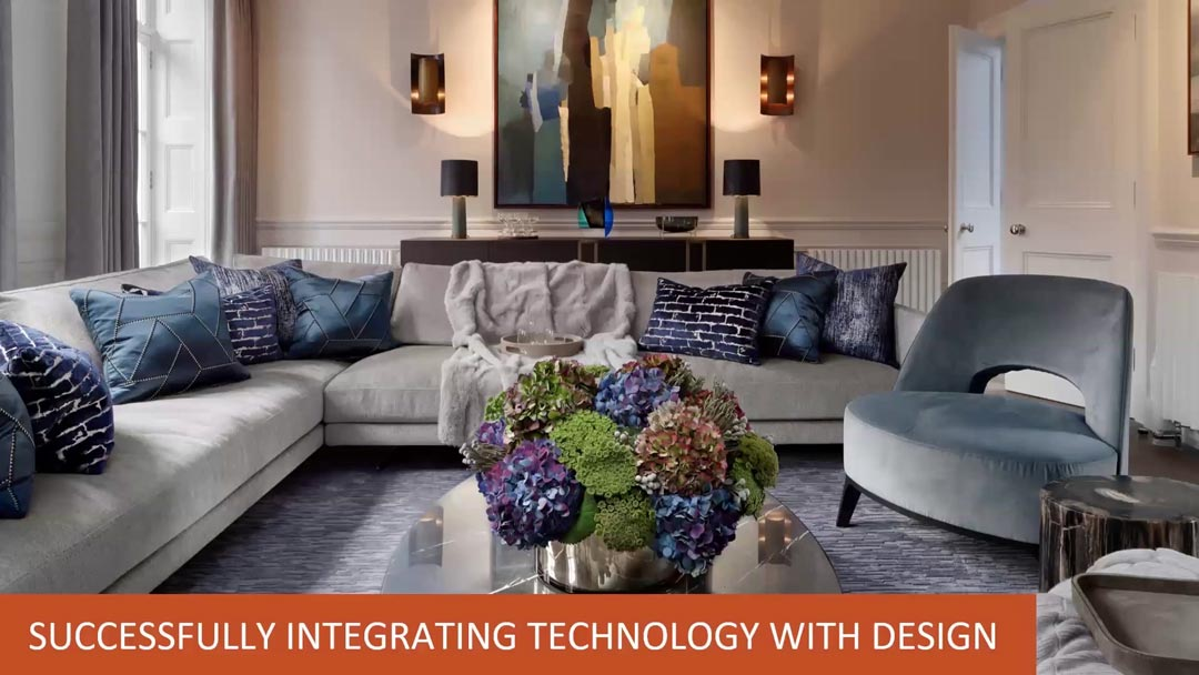 CEDIA Design Summit - Successfully integrate design and technology together