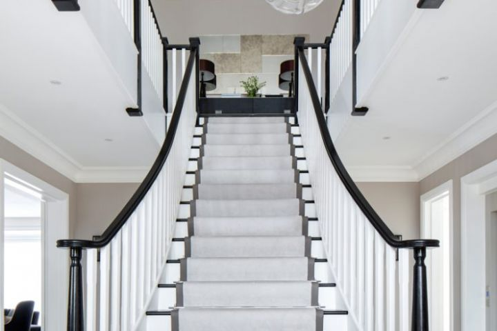 Smart Home Installers London Grand Luxury Staircase