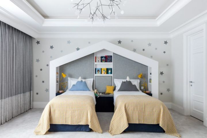 Smart Home Installers London children Bedrom