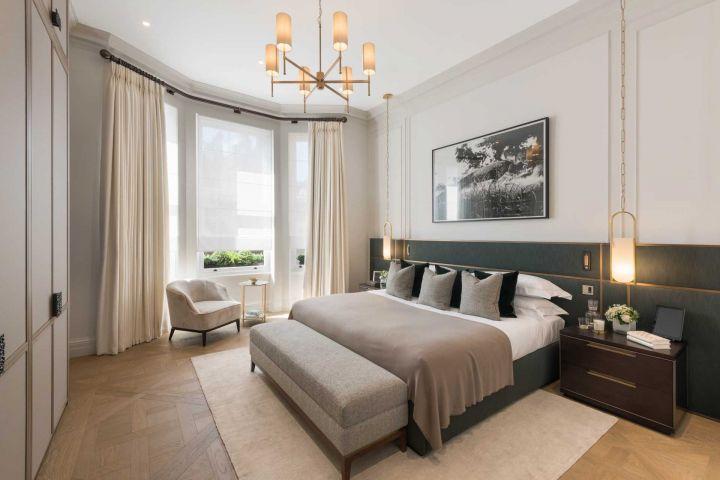 Smart Home Installation Knightsbridge Bedroom 2