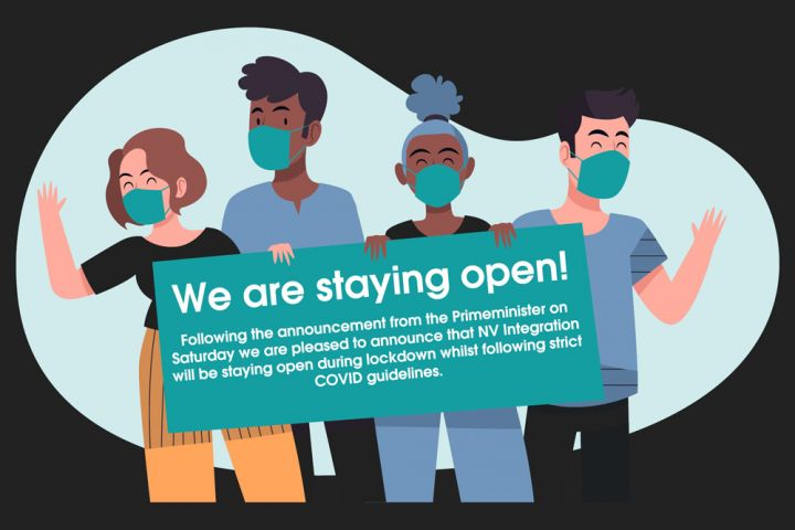 NV Integration are staying open during coronavirus