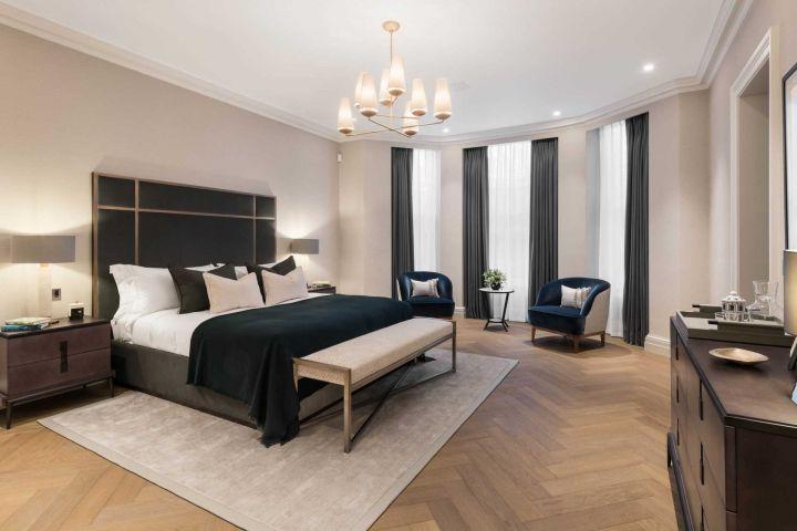 Smart Home Installation Knightsbridge Bedroom