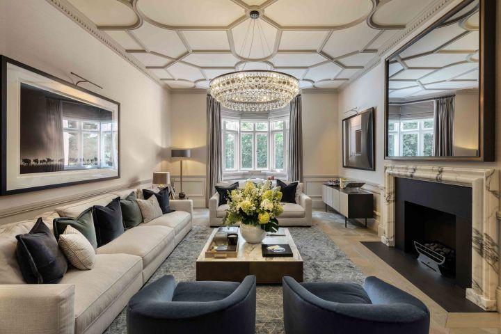 Smart Home Install Living Room