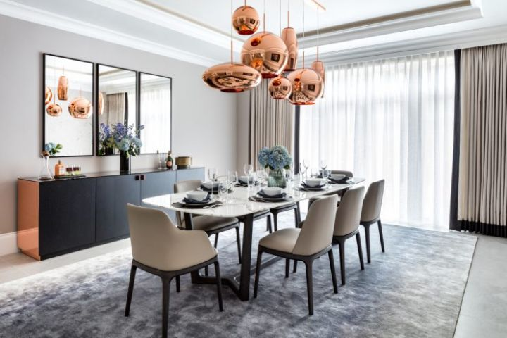 Smart Home Installers London Dining Table Room