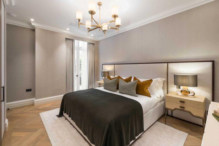 Smart Home Installation Knightsbridge Bedroom 3