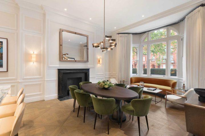 Smart Home Installation Knightsbridge Dining Table