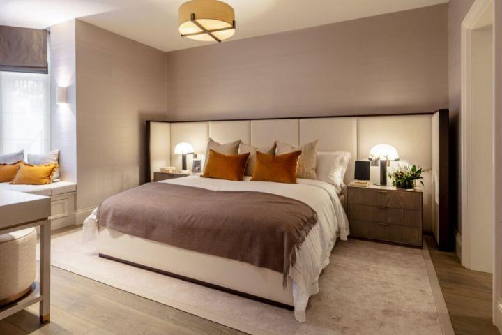Smart Home Install Bedroom