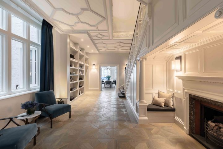 Smart Home Install Entrance Hallway