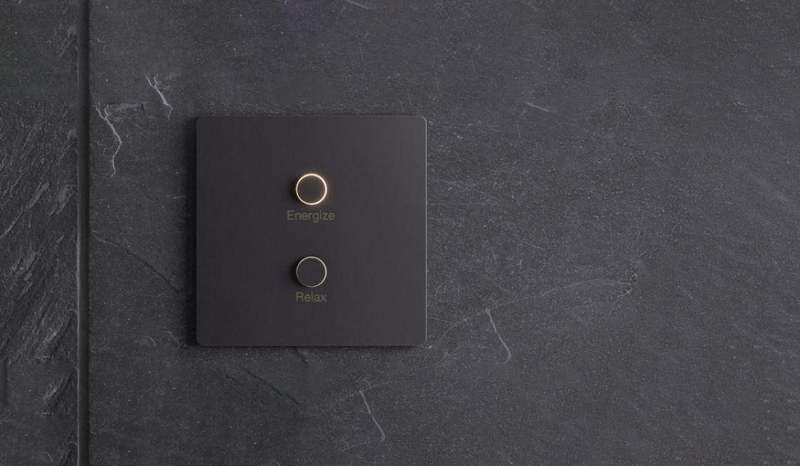 Lutron Smart Lighting Keypad Alisse