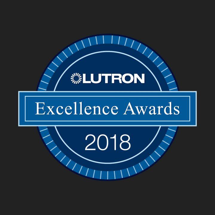 Lutron Award Winners
