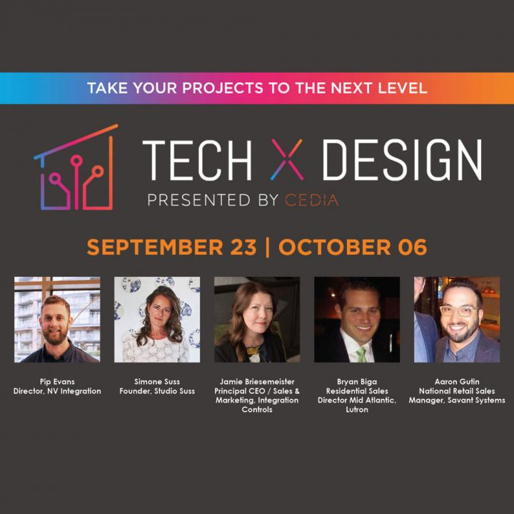 TECH X DESIGN SUMMIT