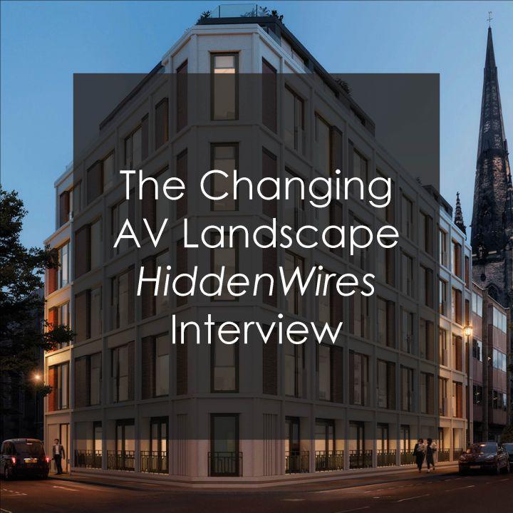 The Changing AV Landscape