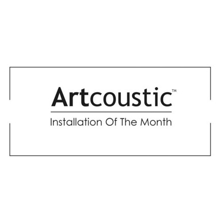 NVI Win Artcoustic Installation of the Month