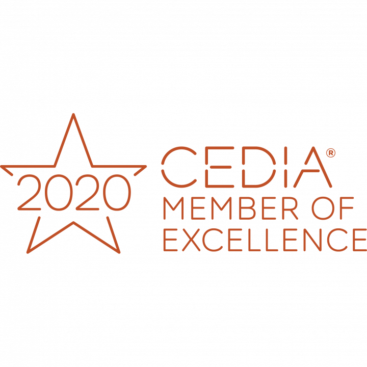 CEDIA Member of Excellence