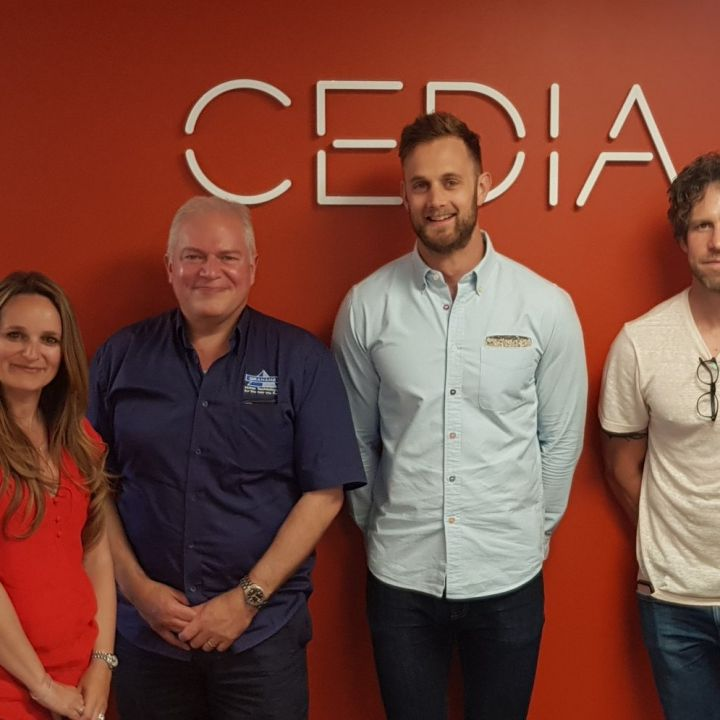NVI director judges CEDIA Awards