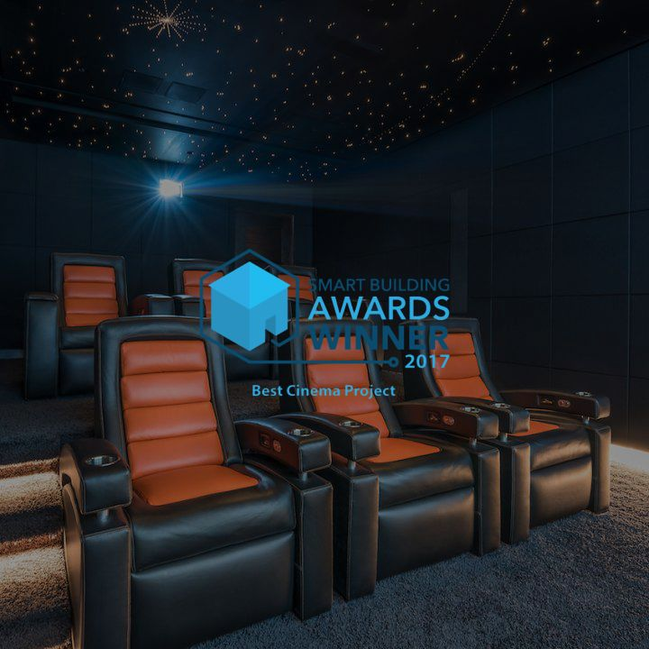 Smart building award winners