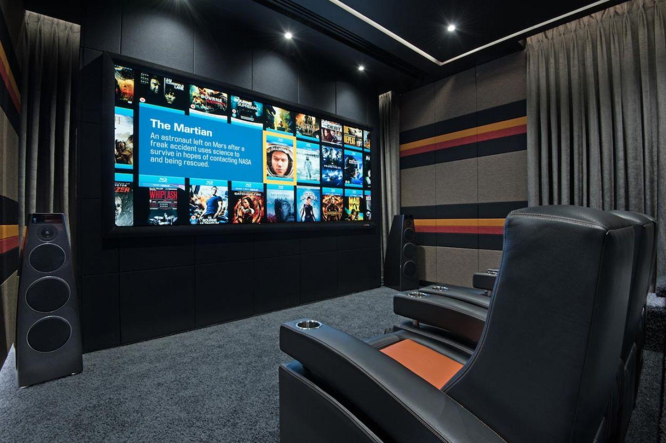 Best home cinema room