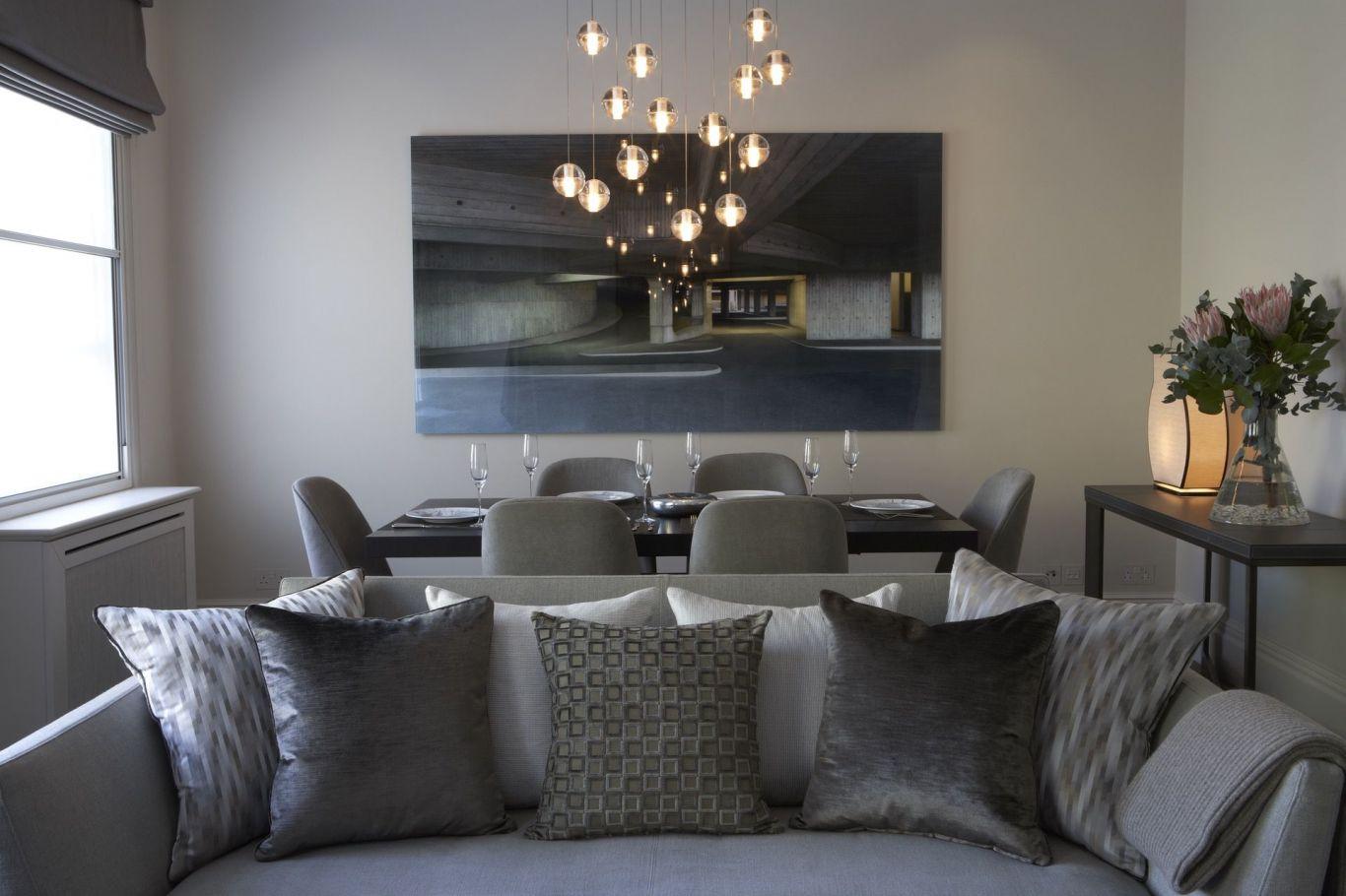 Upmarket smart apartment in Belgravia