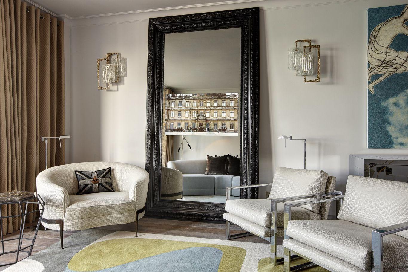 Bijou interior design in Notting Hill