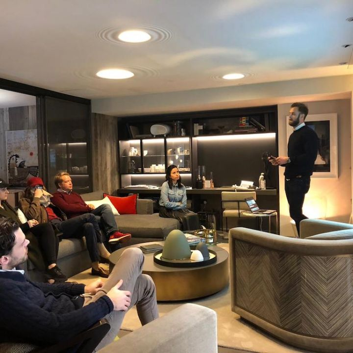 NVI host open day for the interior design community
