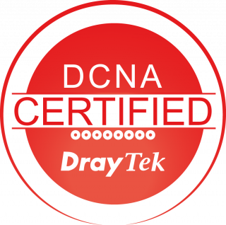 Draytek Certified Network Administrators