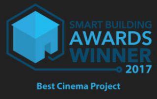 Smart Building Awards - Best Home Cinema Project